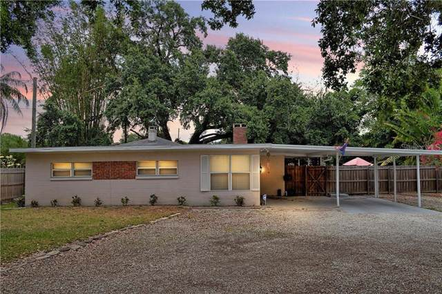 1121 Webster Avenue, Orlando, FL 32804 (MLS #O5806235) :: Team Bohannon Keller Williams, Tampa Properties