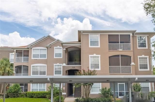 7109 Yacht Basin #438, Orlando, FL 32835 (MLS #O5806296) :: Griffin Group