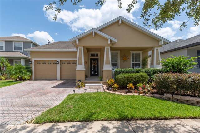9737 Old Patina Way, Orlando, FL 32832 (MLS #O5806308) :: Cartwright Realty
