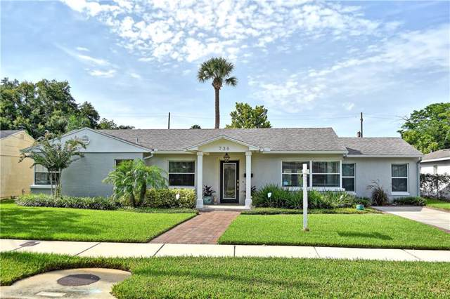 736 W Winter Park Street, Orlando, FL 32804 (MLS #O5806348) :: Team Bohannon Keller Williams, Tampa Properties