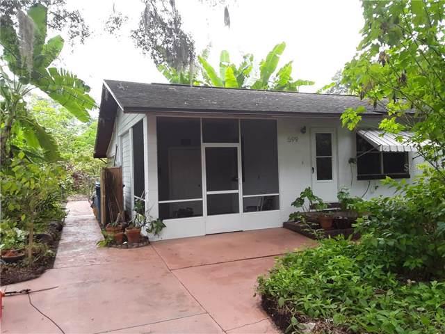 599 S Woodward Avenue, Deland, FL 32720 (MLS #O5806390) :: Armel Real Estate