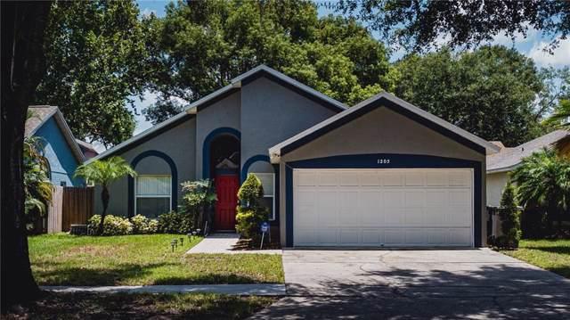 1205 Lake Blue Circle, Apopka, FL 32703 (MLS #O5806490) :: CENTURY 21 OneBlue