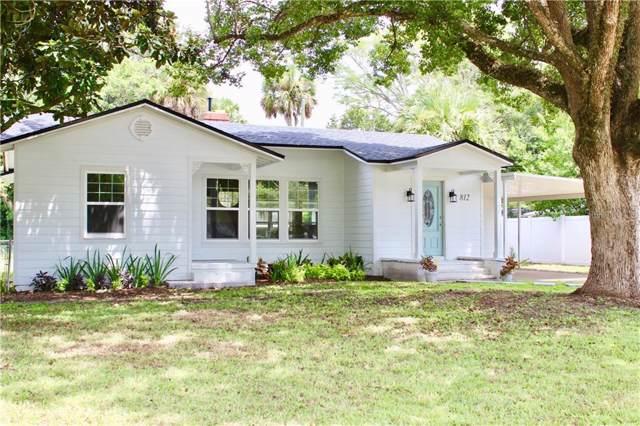 812 Catalina Drive, Sanford, FL 32771 (MLS #O5806581) :: Zarghami Group