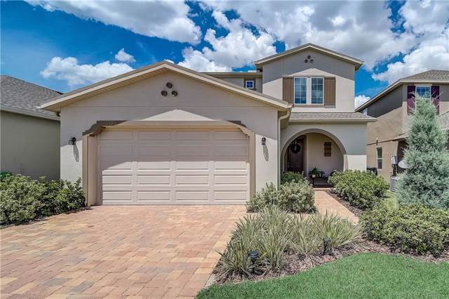 1627 Amber Leaf Circle, Ocoee, FL 34761 (MLS #O5806614) :: Griffin Group