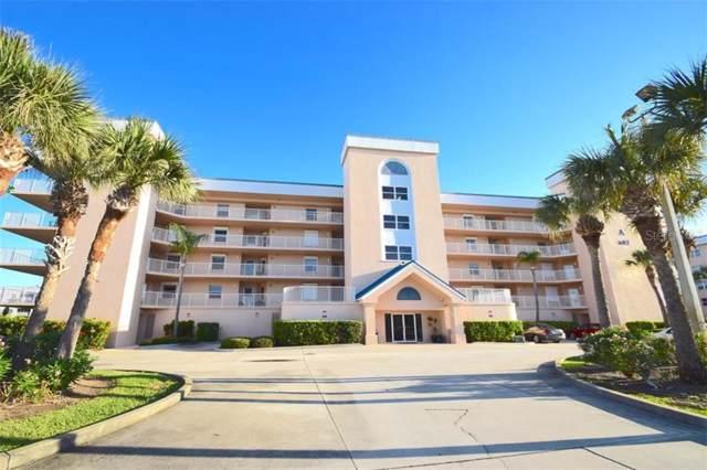 602 Shorewood Drive A202, Cape Canaveral, FL 32920 (MLS #O5806625) :: Cartwright Realty