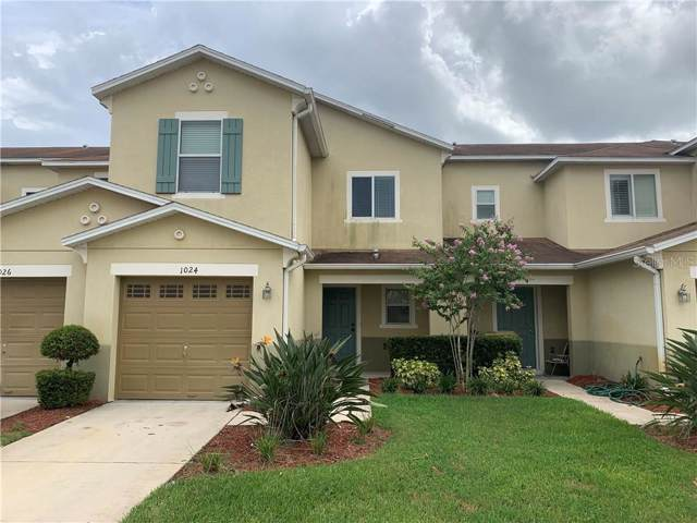 1024 Chalcedony Street, Kissimmee, FL 34744 (MLS #O5806668) :: White Sands Realty Group