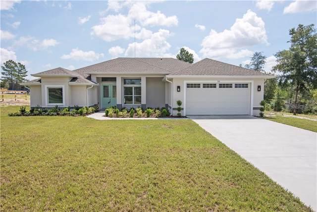 721 Cypress Avenue, Orange City, FL 32763 (MLS #O5806670) :: GO Realty