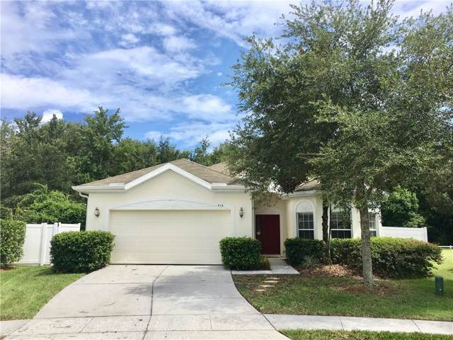 415 Moss View Circle #1, Orlando, FL 32825 (MLS #O5806814) :: Dalton Wade Real Estate Group