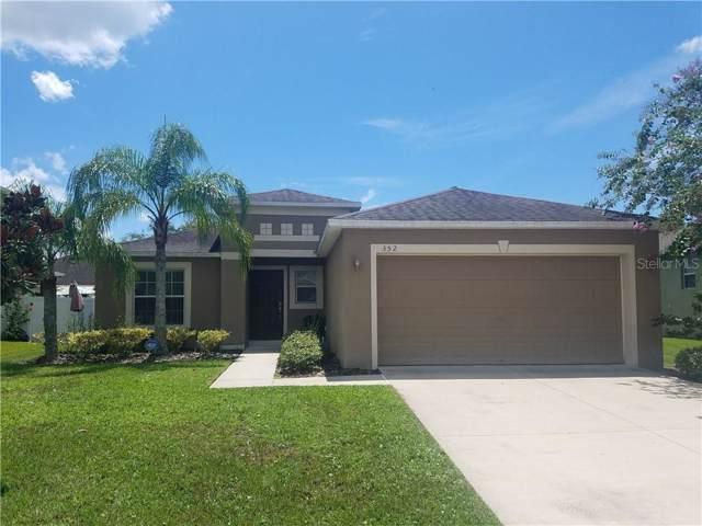 352 Bella Rosa Circle, Sanford, FL 32771 (MLS #O5806856) :: Florida Real Estate Sellers at Keller Williams Realty