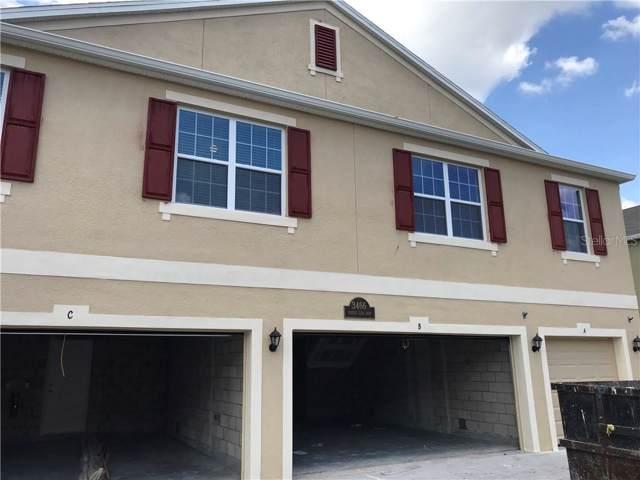 3466 Seneca Club Loop #54, Orlando, FL 32808 (MLS #O5806905) :: Cartwright Realty