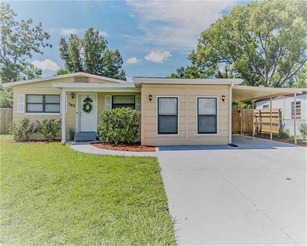 385 Notre Dame Drive, Altamonte Springs, FL 32714 (MLS #O5806922) :: Homepride Realty Services