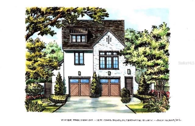 1241 Oaks Boulevard, Winter Park, FL 32789 (MLS #O5806966) :: Burwell Real Estate