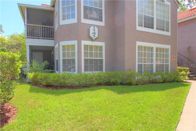 1141 Exceller Court #105, Casselberry, FL 32707 (MLS #O5806976) :: Cartwright Realty