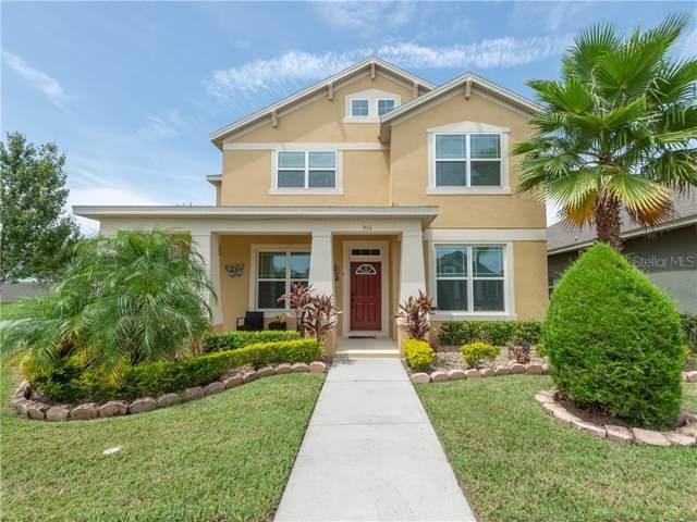 913 Egrets Landing Way, Groveland, FL 34736 (MLS #O5806978) :: Bustamante Real Estate