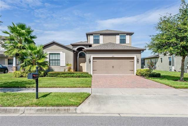 2253 Romanum Drive, Winter Garden, FL 34787 (MLS #O5807057) :: Bustamante Real Estate