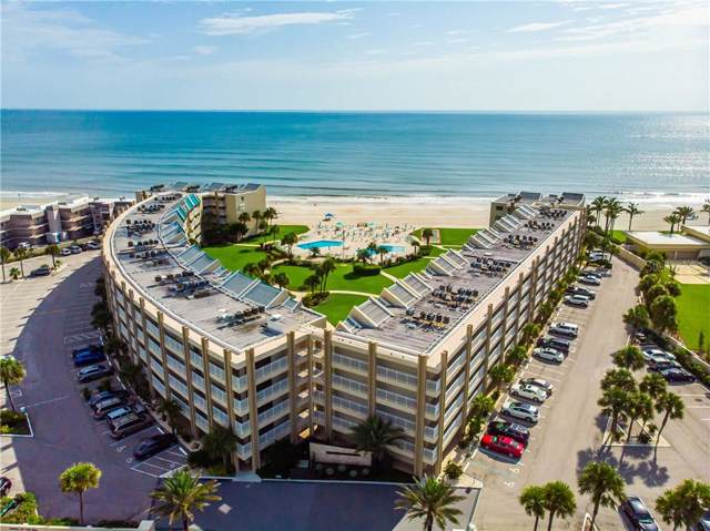 4501 S Atlantic Avenue #1130, New Smyrna Beach, FL 32169 (MLS #O5807079) :: Armel Real Estate