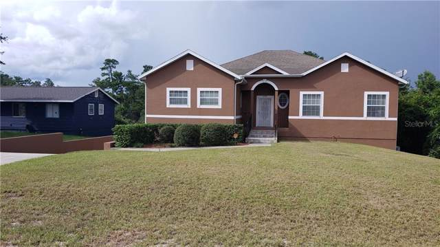 1735 Barrow Street, Deltona, FL 32725 (MLS #O5807101) :: Lockhart & Walseth Team, Realtors