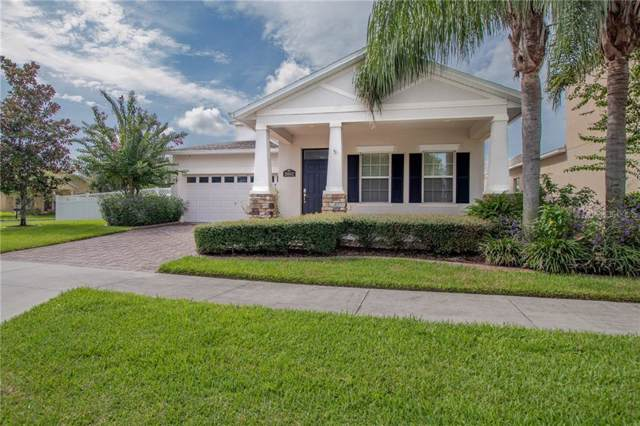 15602 Signature Drive, Winter Garden, FL 34787 (MLS #O5807122) :: Griffin Group