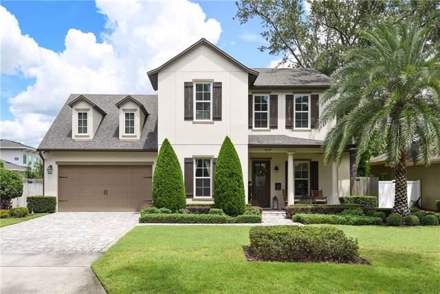 1649 Magnolia Avenue, Winter Park, FL 32789 (MLS #O5807198) :: Cartwright Realty