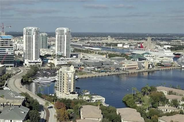 1209 E Cumberland Avenue #606, Tampa, FL 33602 (MLS #O5807253) :: The Duncan Duo Team
