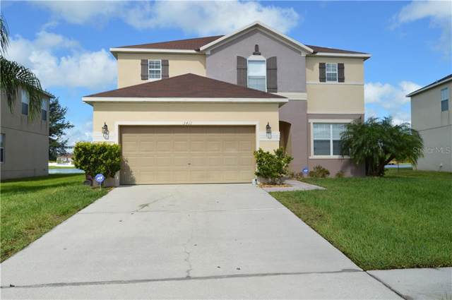 3411 Perching Road, Saint Cloud, FL 34772 (MLS #O5807260) :: Team Bohannon Keller Williams, Tampa Properties