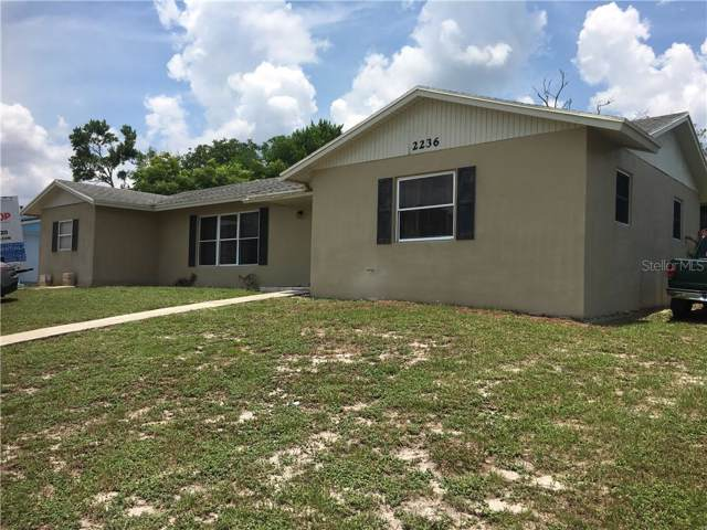 2236 Howland Boulevard, Deltona, FL 32738 (MLS #O5807278) :: Dalton Wade Real Estate Group