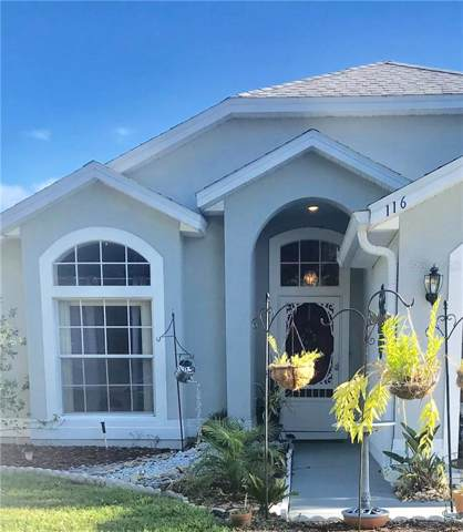 116 Rose Hill Trail, Sanford, FL 32773 (MLS #O5807299) :: Gate Arty & the Group - Keller Williams Realty Smart