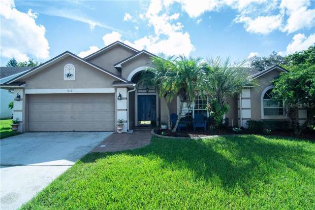 1267 Twin Rivers Boulevard, Oviedo, FL 32766 (MLS #O5807301) :: Cartwright Realty