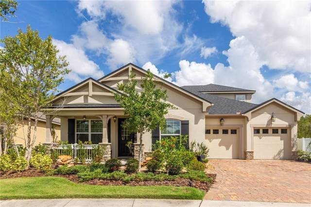 10736 Tibbett Street, Orlando, FL 32832 (MLS #O5807307) :: The Light Team