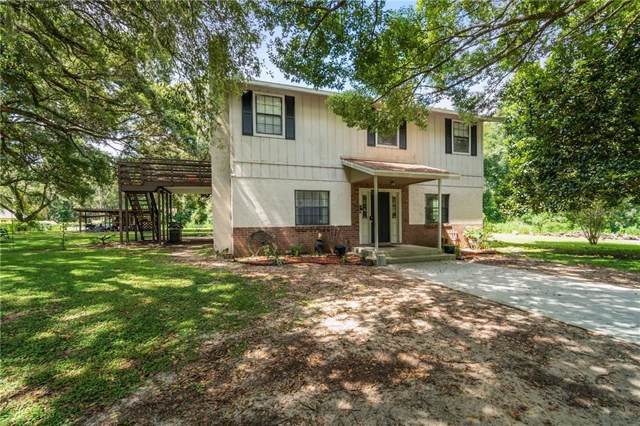 14800 SE 80TH Avenue, Summerfield, FL 34491 (MLS #O5807328) :: Delgado Home Team at Keller Williams