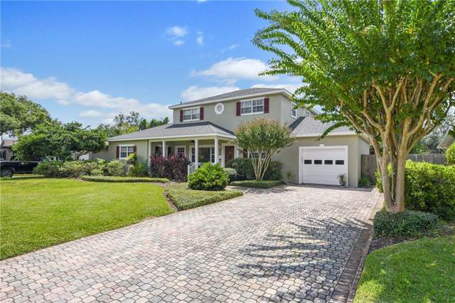 1354 Roosevelt Street, Orlando, FL 32804 (MLS #O5807342) :: Rabell Realty Group