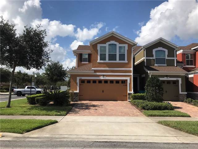 9496 Tawnyberry Street, Orlando, FL 32832 (MLS #O5807384) :: Griffin Group
