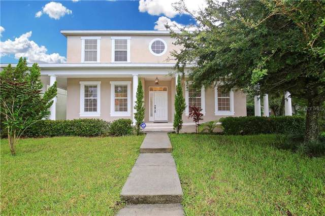 2704 Fanning Springs Way, Orlando, FL 32828 (MLS #O5807390) :: Florida Real Estate Sellers at Keller Williams Realty