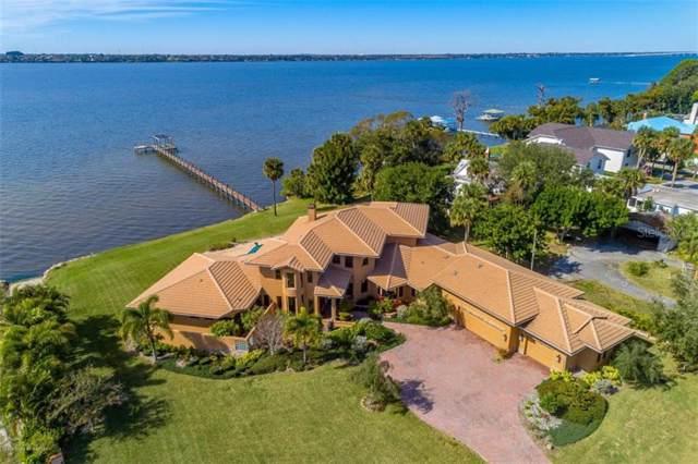 500 Snug Harbor Drive, Merritt Island, FL 32953 (MLS #O5807407) :: The Light Team