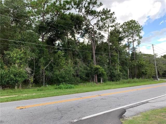 6200 Mount Plymouth Road, Apopka, FL 32712 (MLS #O5807425) :: Burwell Real Estate
