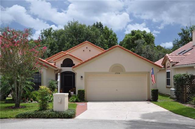 1324 Augusta National Boulevard, Winter Springs, FL 32708 (MLS #O5807443) :: RE/MAX Realtec Group