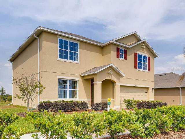 5125 Fiddlewood Way, Saint Cloud, FL 34771 (MLS #O5807478) :: Cartwright Realty