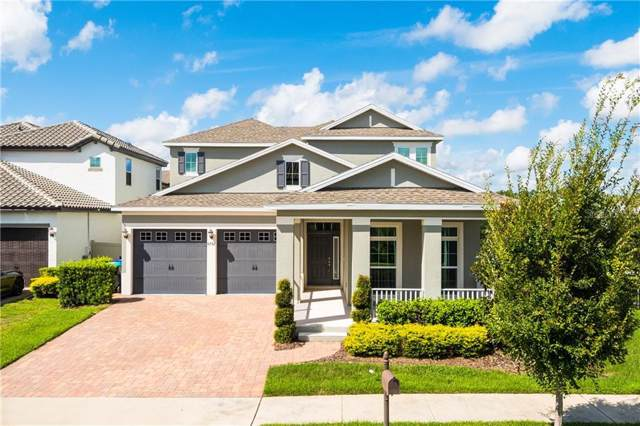 8752 Powder Ridge Trail, Windermere, FL 34786 (MLS #O5807514) :: Lock & Key Realty