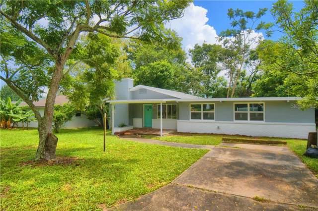 1022 S Tower Lane, Lake Wales, FL 33853 (MLS #O5807569) :: Florida Real Estate Sellers at Keller Williams Realty