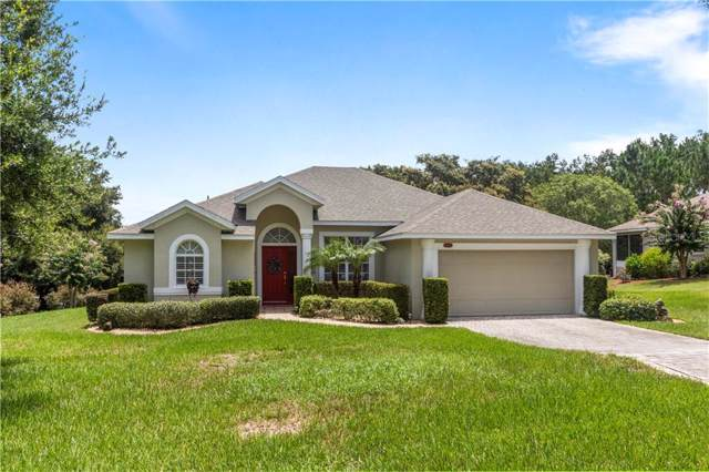2981 Westgate Drive, Eustis, FL 32726 (MLS #O5807570) :: The Brenda Wade Team