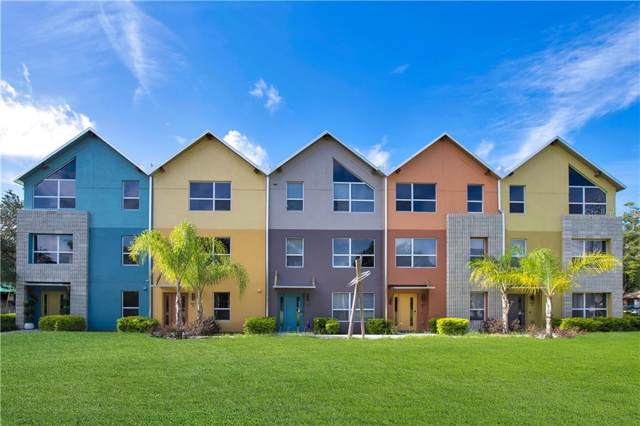 1607 Woodward Street #12, Orlando, FL 32803 (MLS #O5807587) :: Cartwright Realty