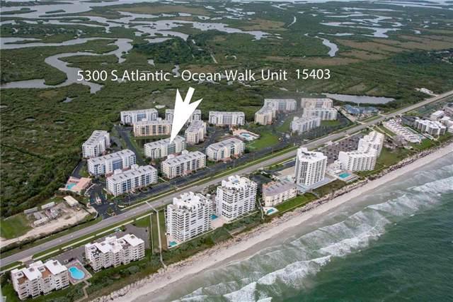 5300 S Atlantic Avenue #15403, New Smyrna Beach, FL 32169 (MLS #O5807602) :: Baird Realty Group
