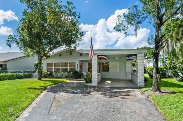 263 Blossom Lane, Winter Park, FL 32789 (MLS #O5807617) :: Cartwright Realty