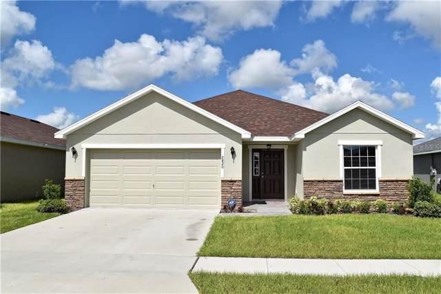 2820 Sanderling Street, Haines City, FL 33844 (MLS #O5807665) :: Bustamante Real Estate