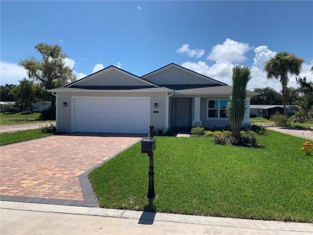 490 Cheyenne Drive, Oak Hill, FL 32759 (MLS #O5807727) :: Florida Life Real Estate Group