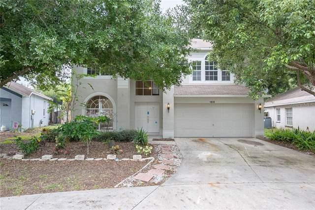 1035 Grand Canyon Drive, Valrico, FL 33594 (MLS #O5807884) :: Premier Home Experts