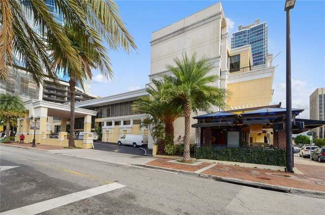 151 E Washington Street #419, Orlando, FL 32801 (MLS #O5807908) :: The Duncan Duo Team