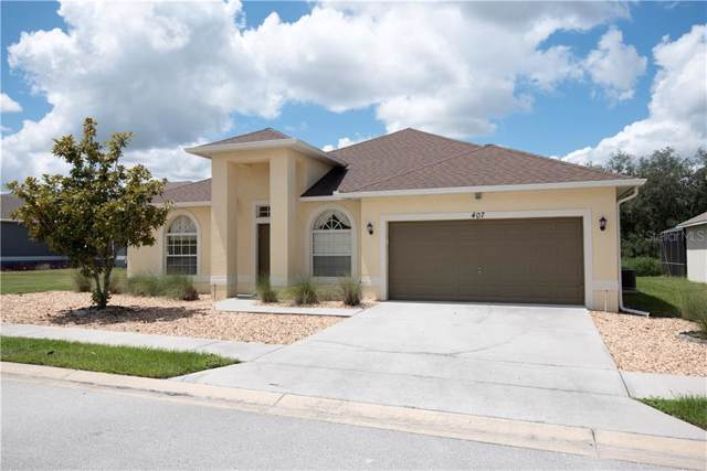 407 Wildflower Road, Davenport, FL 33837 (MLS #O5807933) :: EXIT King Realty