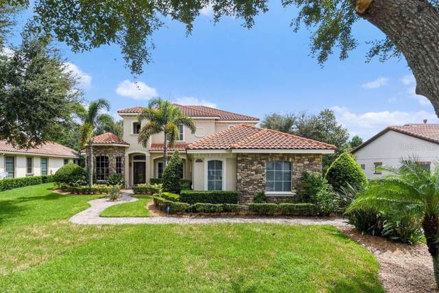 11508 Vinci Drive, Windermere, FL 34786 (MLS #O5807952) :: Florida Real Estate Sellers at Keller Williams Realty