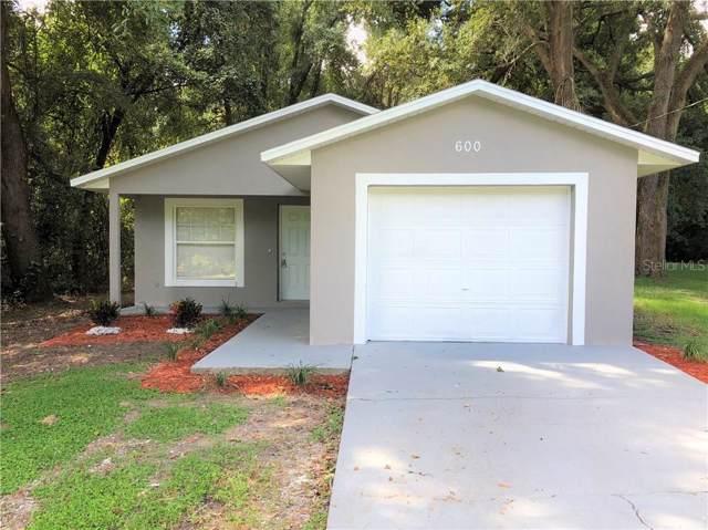 600 W Clarke Street, Wildwood, FL 34785 (MLS #O5807960) :: Griffin Group